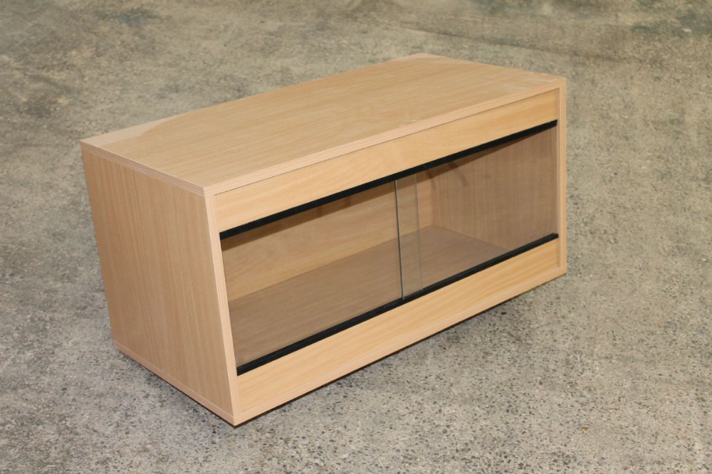60cm x 60cm x 60cm  (24x24x24) Flat Packed Vivarium 2ft